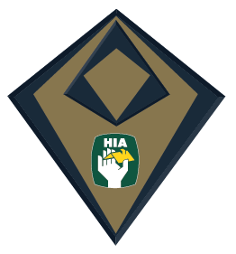 HIA Building Award winner logo
