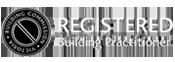 Registered Building Practitioner logo