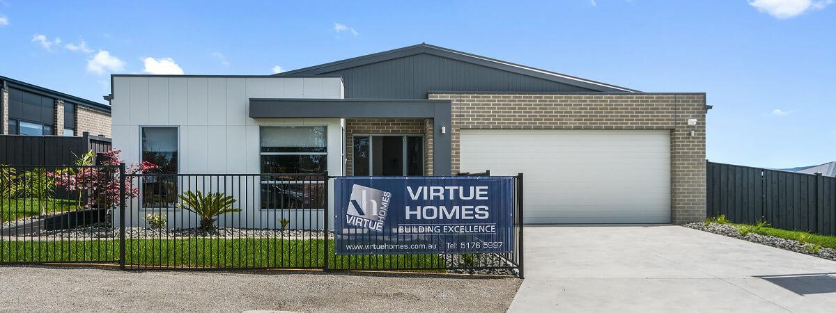 Virtue Homes Display Home Traralgon