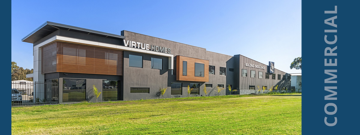 Virtue Homes Showroom